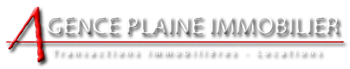 Plaine Immobilier